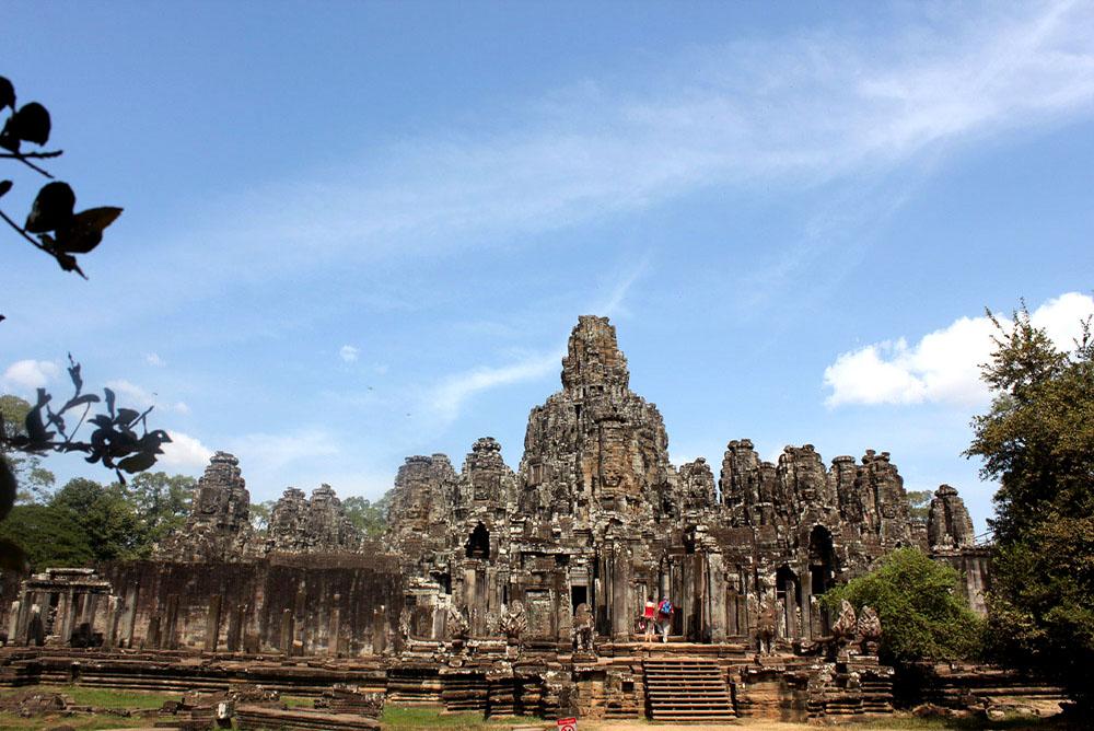 Angkor Thom Panorama