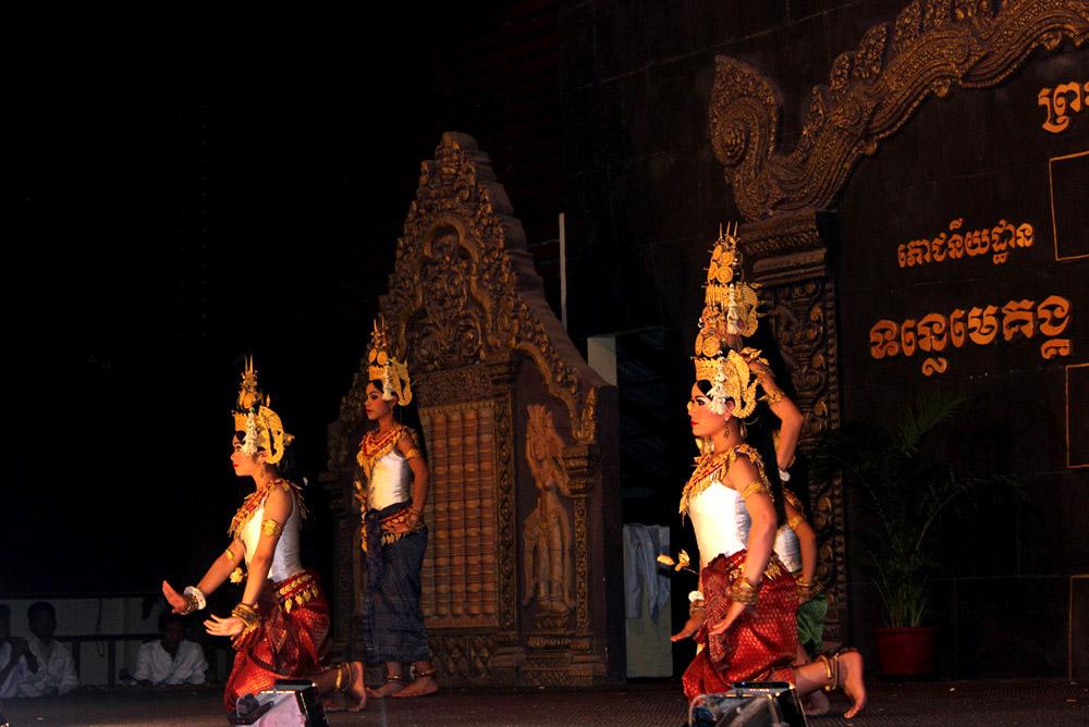Apsara Culteral Dance Show