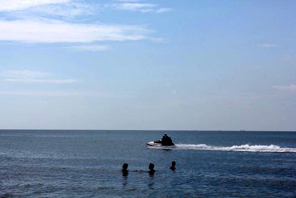 Vung Tau - Back Beach Water Sport