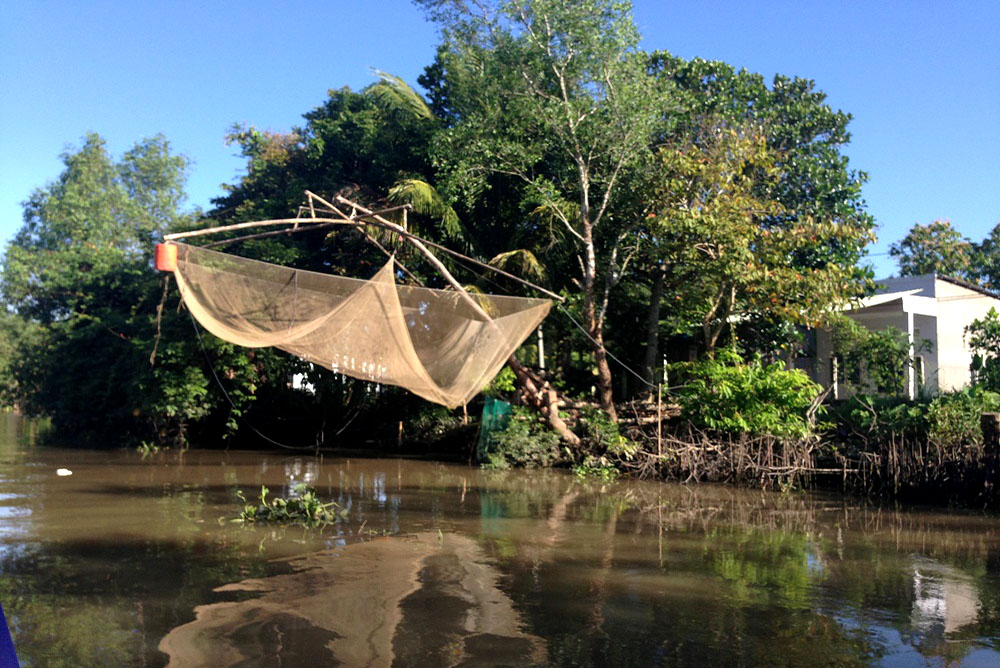 Fishing Trap Net