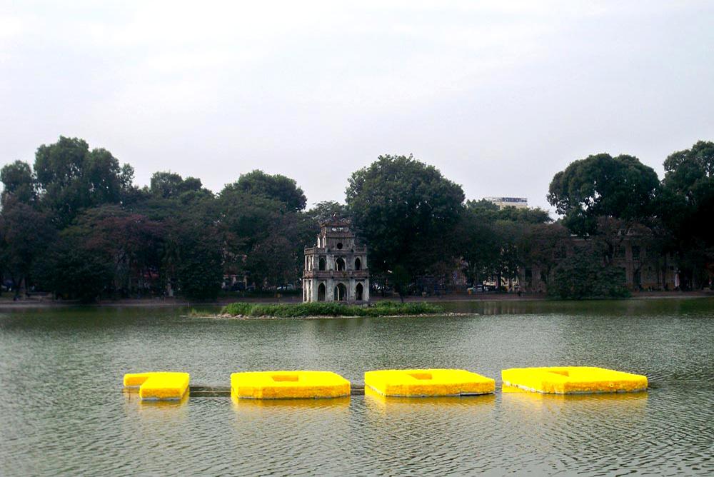 Hanoi - Hoan Kiem Central Lake