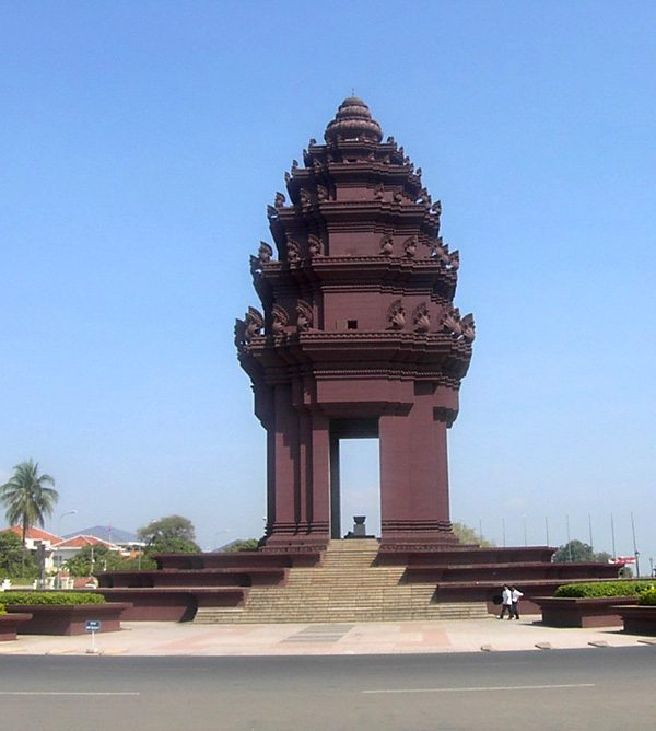 Independence Monument - PhnomPenh