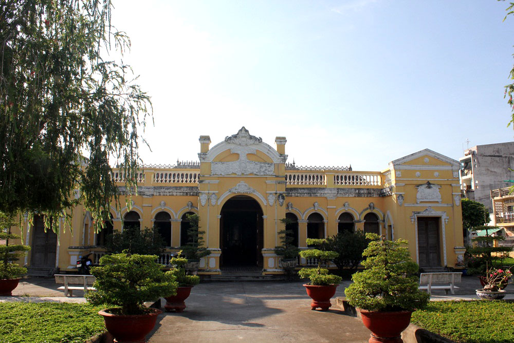 Mr Hai Former Landlord House - Now Gocong Museum