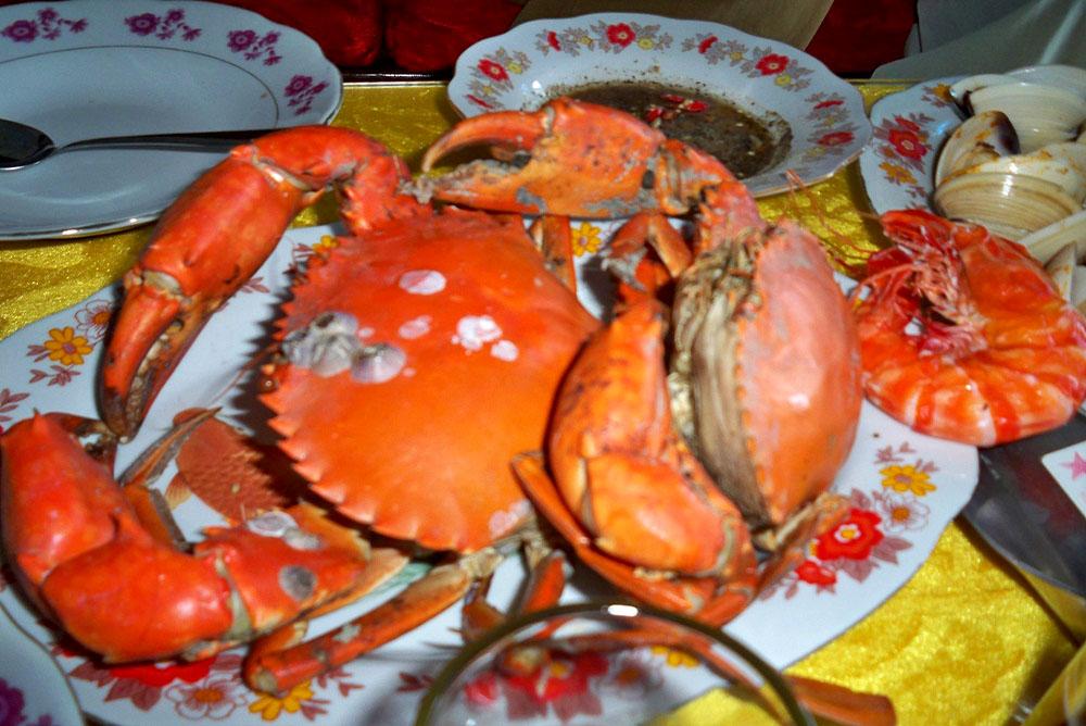 Mud Crab - Local Specialty