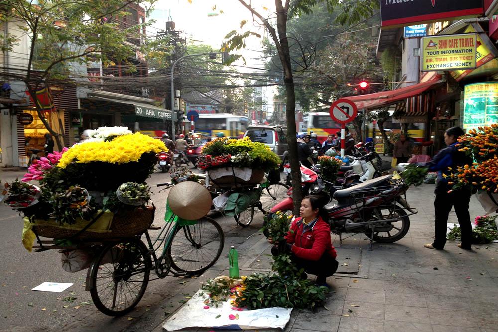 Hanoi - Old Quarter's Corner