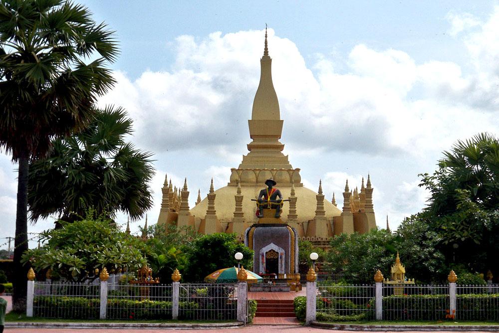 Pha That Luang - Laos Symbol
