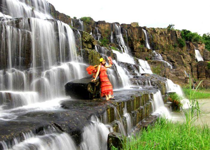 Dalat - PonGour Waterfall