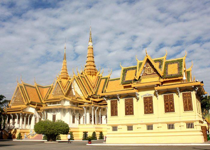 Cambodia - Royal Palace