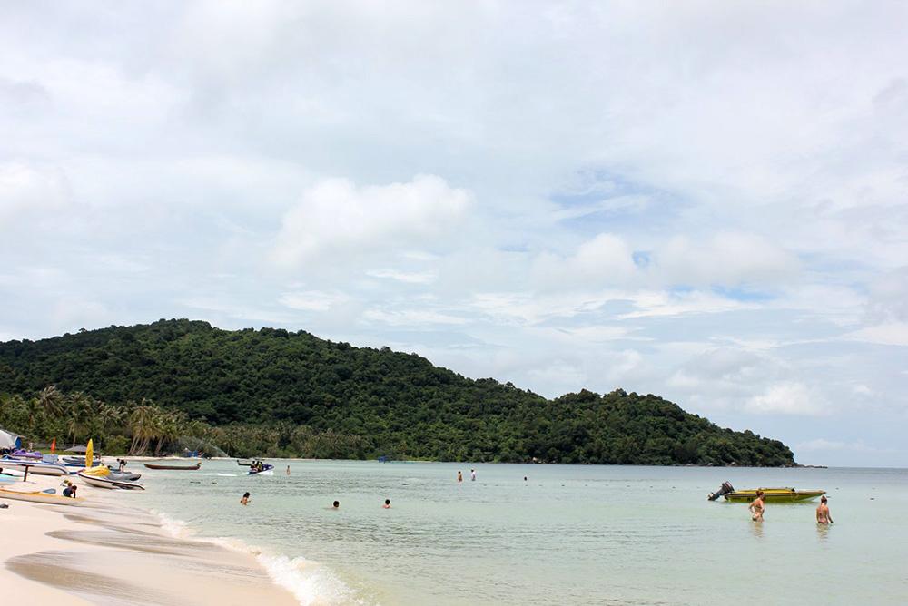 Phu Quoc - Sao Beach