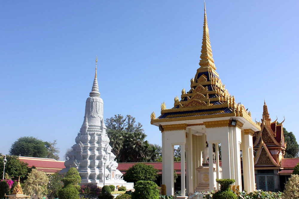 Campodia - Silver Pagoda