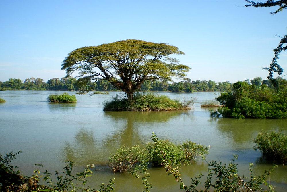 Siphandon - Southern Laos