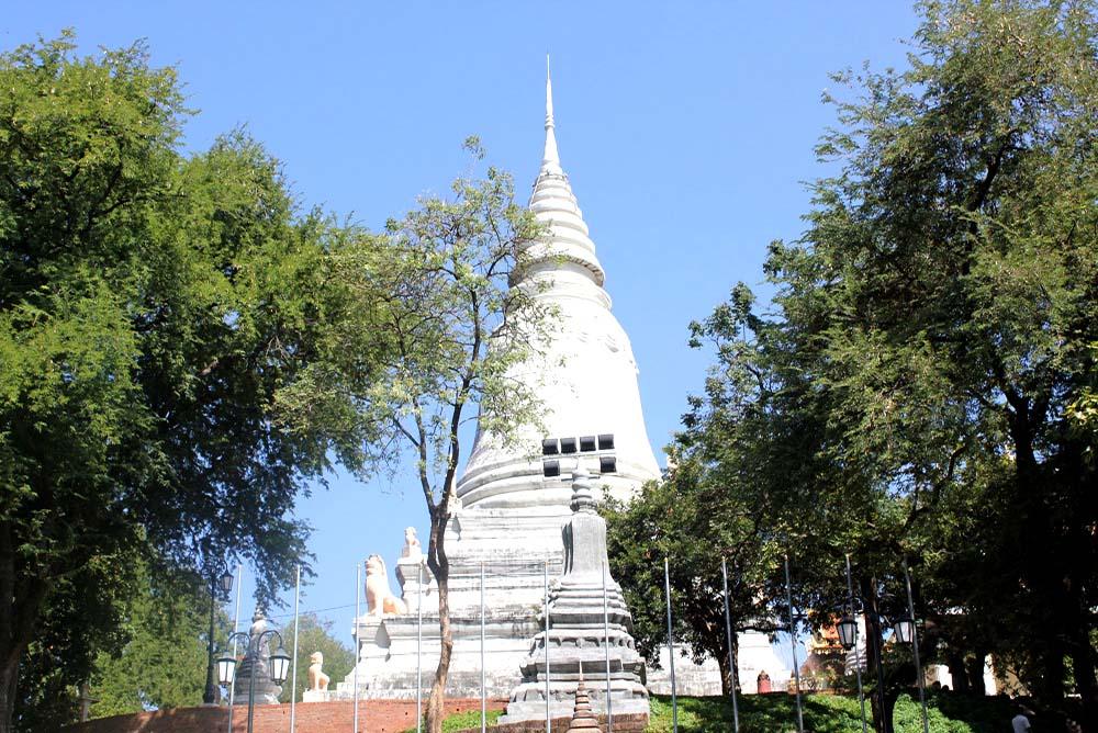 Cambodia - Wat Phnom