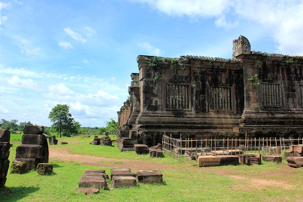 Laos - Wat Phou Temple