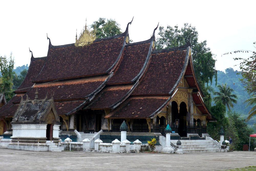 Wat Xiengthong - Luang Phrabang